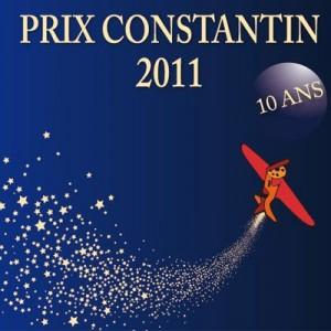 Prix Constantin 2011